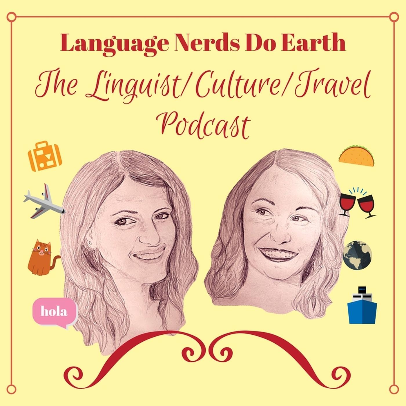 Language Nerds Do Earth